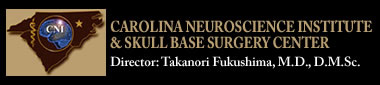 CAROLINA NEUROSCIENCE INSTITUTE & SKULL BASE SURGERY CENTER